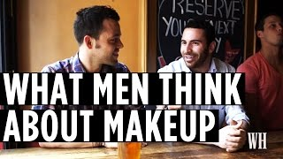 What Guys Think About Makeup
