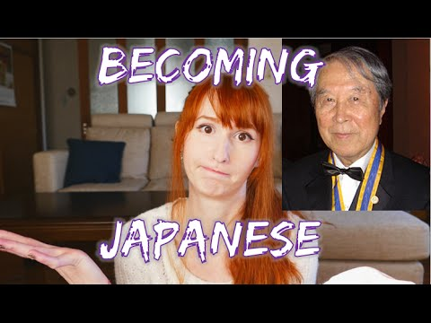Can you become Japanese? 日本人になりたい外国人