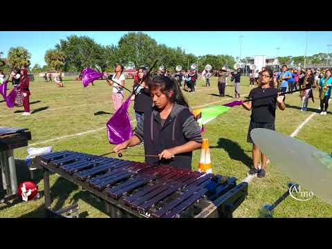 IHS Band 2017-18- Fall Show Rehearsal Montage