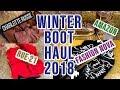 WINTER 2018 BOOT HAUL | SIZE 11 | CHARLOTTE RUSSE | FASHION NOVA | UNIQUERENEE
