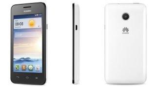Huawei Ascend Y330 - младший из линейки dual SIM