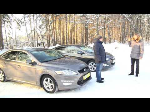 Лучший седан бизнес класса за 800 тысяч Ford Mondeo или Hyundai i40