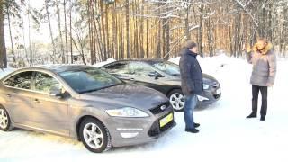 видео Лучший автомобиль класса D за 2013 год