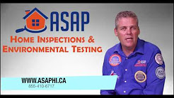 ASAP Home Inspections Asbestos Testing