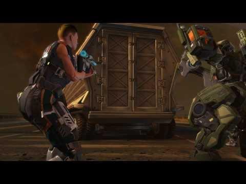 "XCOM: Enemy Within ""Secret Weapon"" Cutscene"