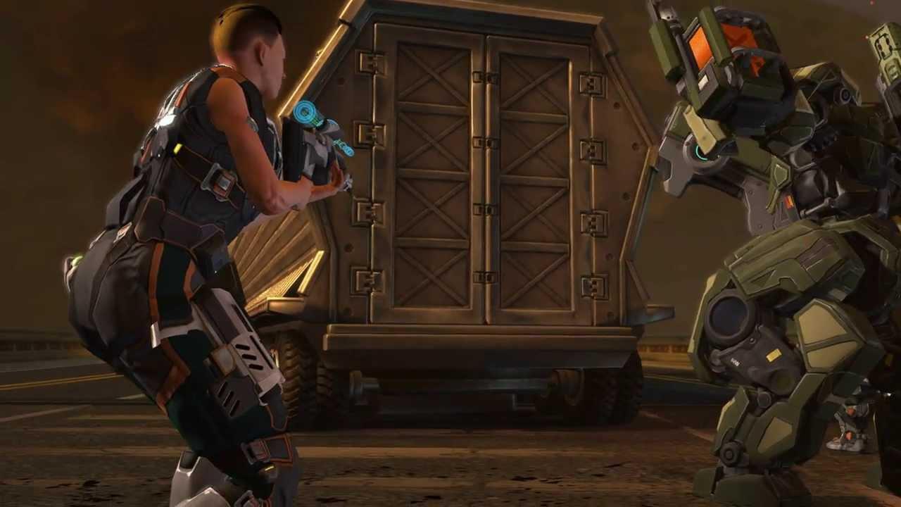 Xcom enemy within secret weapon cutscene youtube for Portent xcom not now