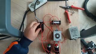 [전기기능사] 구입한 실기 재료 성능 확인 9 번째 (…