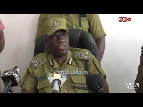 BREAKING: Polisi na RC Dodoma waongelea Tundu Lissu kupigwa risasi