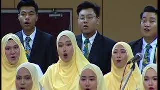 Bujang Lapok  by Kumpulan Koir Voice of Harmony UMT - KONVO UMT 2017