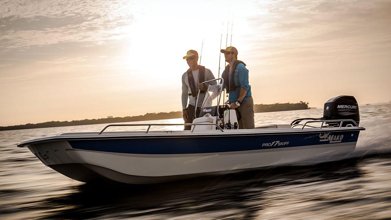 Mako boats 2016 inshore fishing boats youtube for Inshore fishing boats