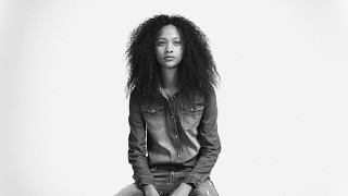 I Grace Coddington in #mycalvins – Calvin Klein Fall 2016 Global Campaign