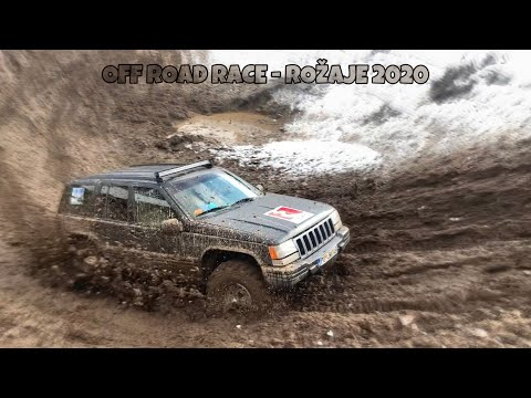 EXTREME OFF ROAD RACE | MITSUBISHI VS NISSAN VS JEEP