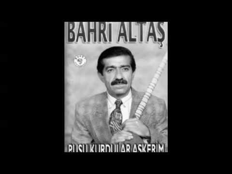 Bahri Altaş-Pusu kurdular