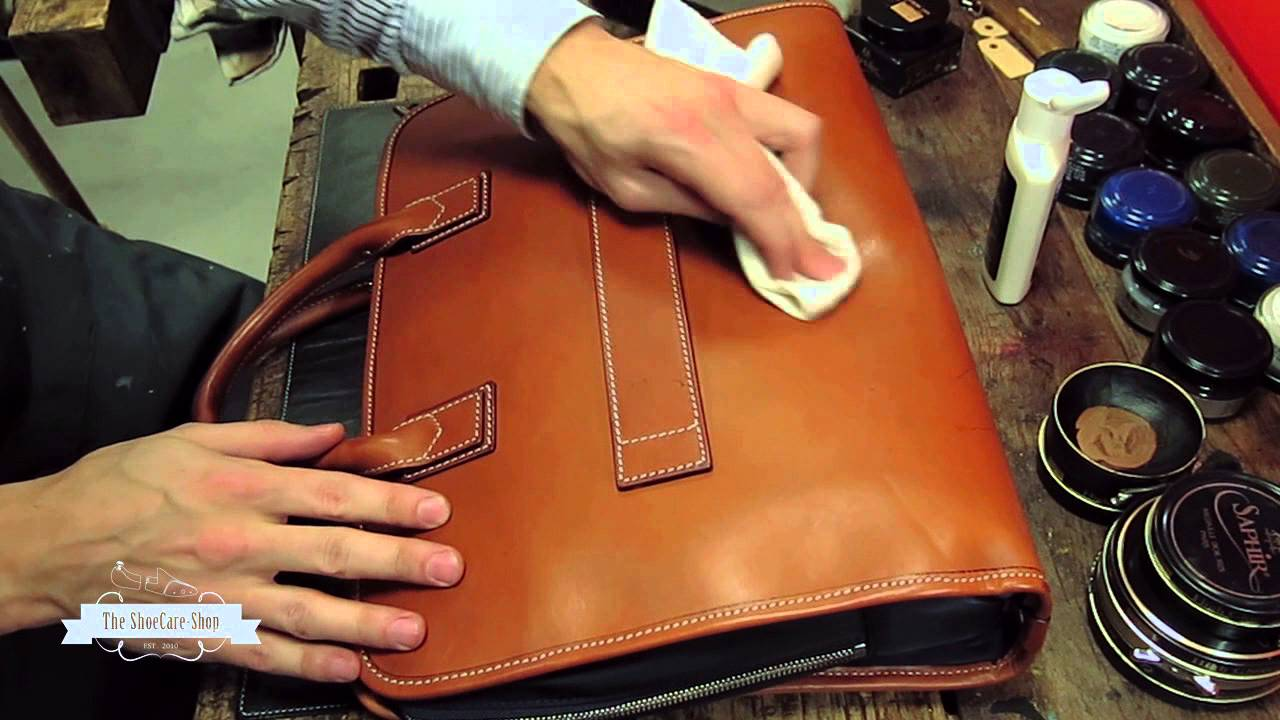 How To Take Proper Care Of Your Leather Bags
