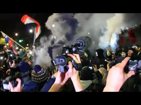 Anonymous message on million mask march and texas shootup