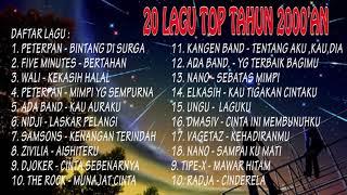 Download lagu 20 lagu band terpopuler di tahun 2000'an, kumpulan lagu kenangan yg perna hits di era 2000