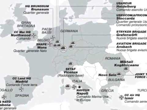 Politica estera e operazioni militari (INUTILI)