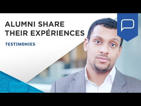 Where will I work? Alumni stories after the Master in Finance