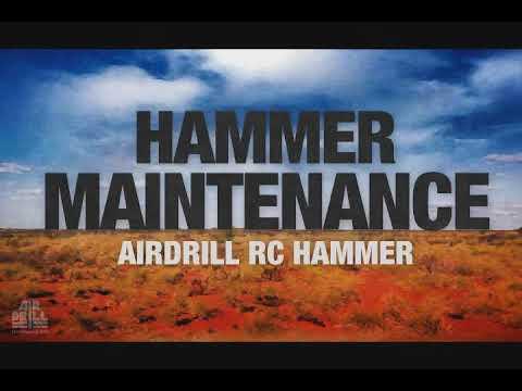 Airdrill Hammer & Bits Training Video