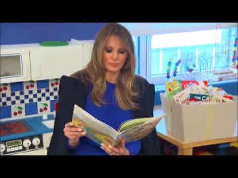 Melania Trump's Library Donation Rejected, First Lady Fires Back