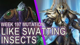 Starcraft II: Like Swatting Insects [Enforcing the Rules]