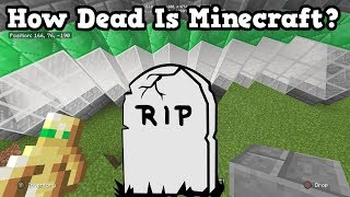 Minecraft - How Dead Is The Game? OFFICIAL STATS