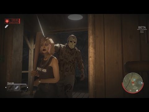 Jason got a new and terrifying ability! Friday the 13th the game new jason ability info/updates