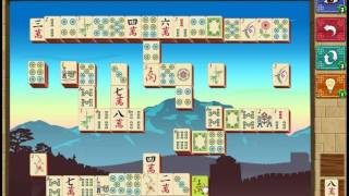 Mahjong Challenge - Facebook Gameplay