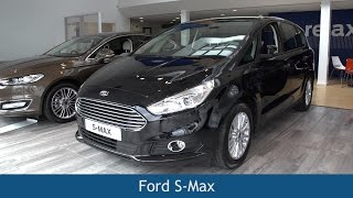 Ford S Max 2015 Review