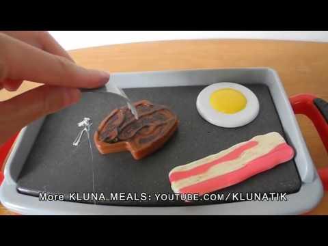 Kluna FAILED cooking class today!!! Kluna Tik Dinner #32   ASMR eating sounds no talk