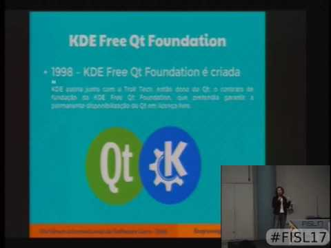 20 anos de KDE de Desktop a Guarda Chuva de Projetos