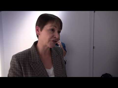 Caroline Lucas interview