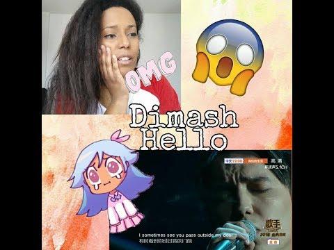 迪玛希 Dimash《Hello》 - 单曲纯享 | REACTION