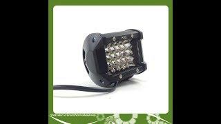 Đèn pha led C6 24 bóng trợ sáng dành cho xe máy GreenNetworks sáng trắng 0967067706