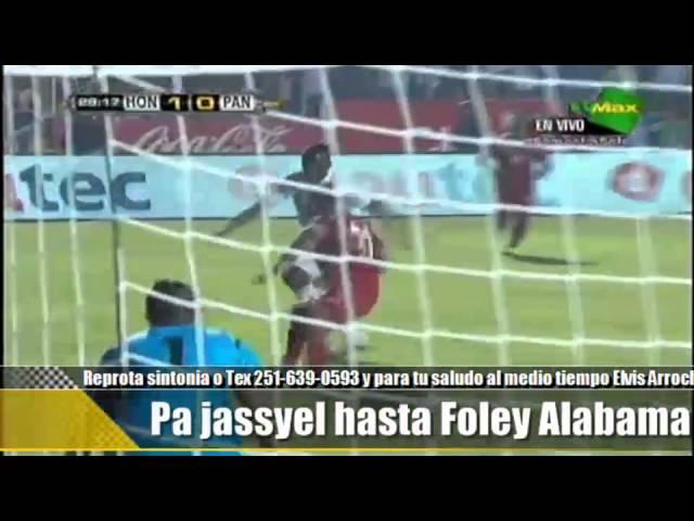 Gol De Honduras A panama 10 de sep. 2013 Videos De Viajes