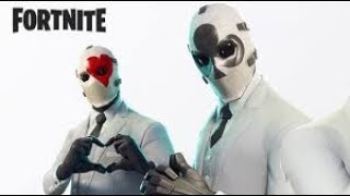 FORTNITE BATTLE ROYALE: WILD CARD SKIN DUO WIN