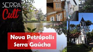 Parque Aldeia do Imigrante (2020) | Nova Petrópolis/RS | O que visitar na Serra Gaúcha