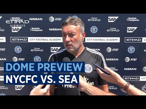 DOME PREVIEW | NYCFC vs. Seattle Sounders