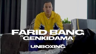 "Farid Bang - ""GENKIDAMA"" UNBOXING [Benz 4 Fans Box]"