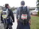 Team 2x2 -- Oxfam Trailwalker Sydney 2008