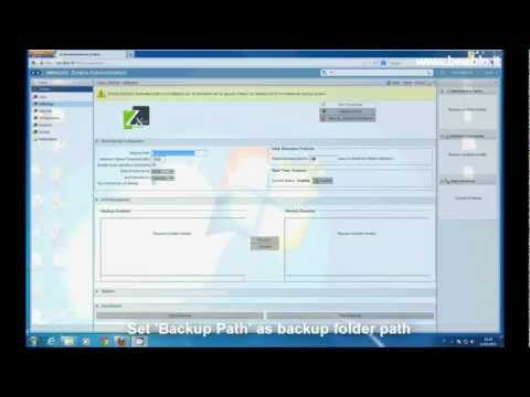 Tutorial 37: Using Qnap to backup Zimbra & Asterisk (Part