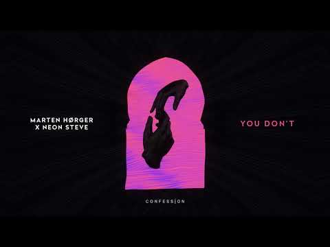 MARTEN HØRGER - You Don't