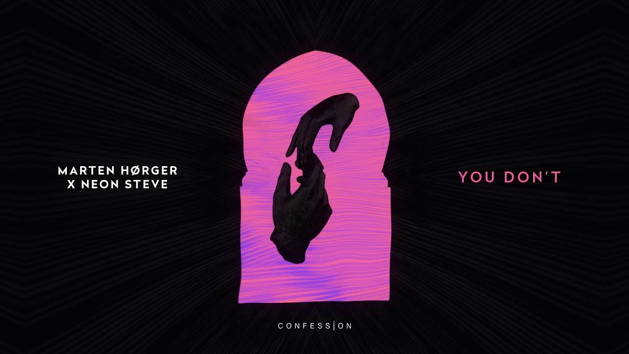 MARTEN HØRGER - You [DS] Don't