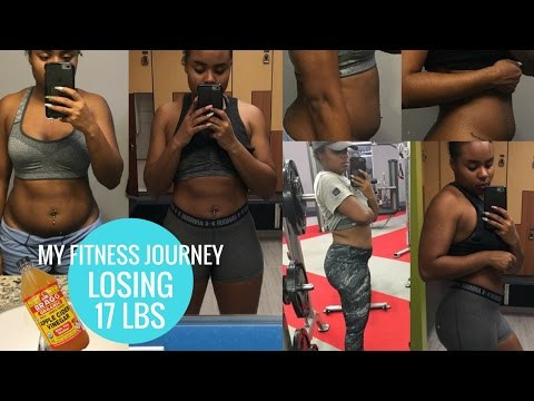 MY FITNESS JOURNEY | LOSING 17LBS, INTERMITTENT FASTING, AND