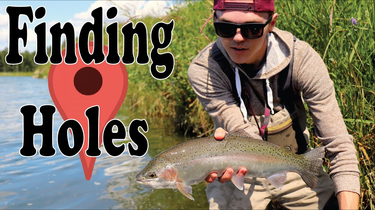 How To Find Fishing Spots Near Me - Bow River Honey Holes ...