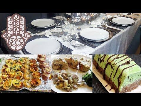 menu-de-fête-chic-et-économique:-déco,-entrées,-plat-et-dessert/-13€-par-pers