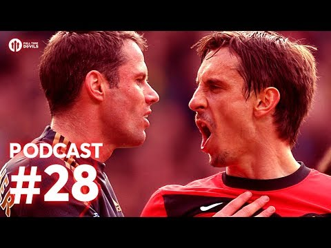 Man United vs Liverpool: BIGGEST Rivalry in Football! FTD PODCAST #28