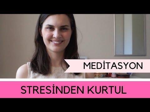 STRESİ AZALTAN MEDİTASYON I Doğanay ile Meditasyon