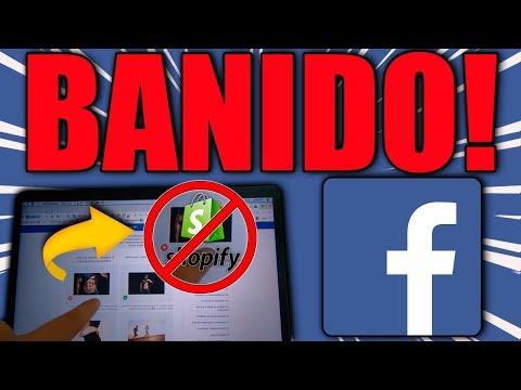 Facebook Banindo Lojas Dropshipping (Como se Escapar)   Rafael Martins