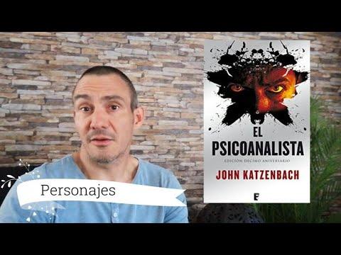 el-psicoanalista---reseña-/-videoreseña-de-novela-negra,-thriller-psicológico-de-john-katzenbach